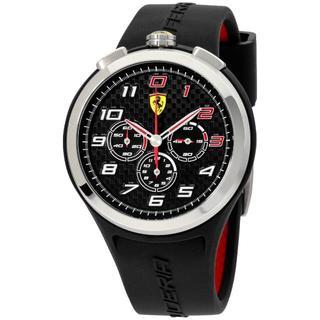 フェラーリ(Ferrari)の【新品】スクーデリアフェラーリ メンズ腕時計 クロノグラフ(腕時計(アナログ))
