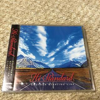 ハイスタンダード(HIGH!STANDARD)のANOTHER STARTING LINE(ポップス/ロック(邦楽))