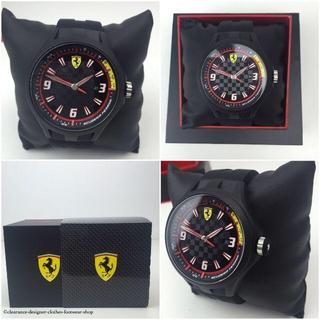 フェラーリ(Ferrari)の【新品】スクーデリア・フェラーリ 腕時計 ユニセックス 保証書付き(腕時計(アナログ))