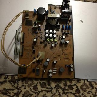 ヒタチ(日立)の日立DVDレコーダー dv-dh500s電源基板(その他)