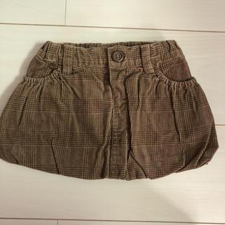 ザラキッズ(ZARA KIDS)のザラベビー コーデュロイスカート 9-12m 78cm(スカート)