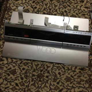 ヒタチ(日立)の日立DVDレコーダー dv-dh500S フロントパーツ基板付き(その他)