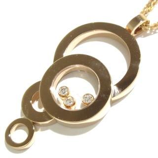 ショパール(Chopard)のショパール ネックレス美品  796984-5002(ネックレス)