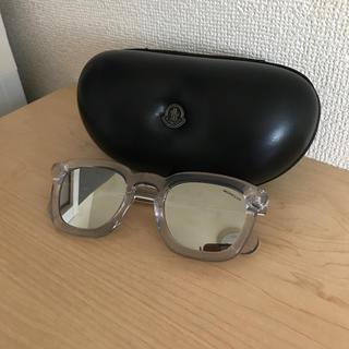 モンクレール(MONCLER)のモンクレールミラーサングラス(サングラス/メガネ)