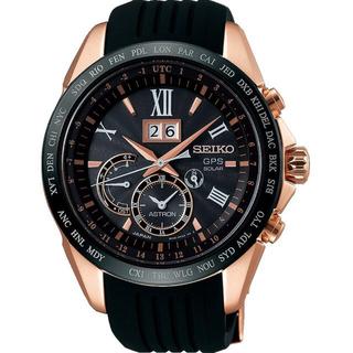 セイコー(SEIKO)のセイコー(SEIKO)アストロン SBXB153 ソーラー時計 ラバーベルト(腕時計(アナログ))