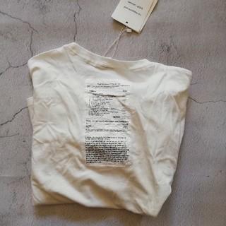 トゥデイフル(TODAYFUL)のバーコードTシャツ(Tシャツ(長袖/七分))