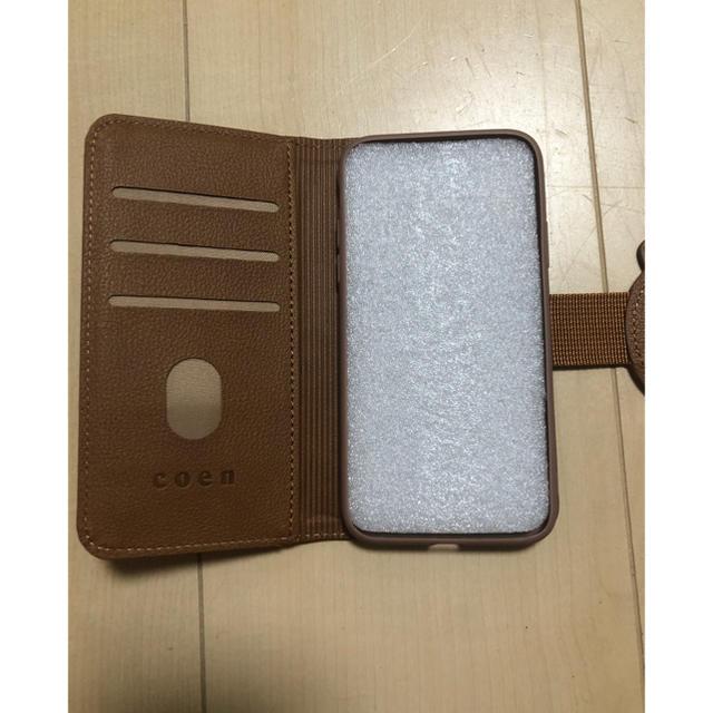 coen(コーエン)の新品 COEN iPhoneケース X.Xs スマホ/家電/カメラのスマホアクセサリー(iPhoneケース)の商品写真