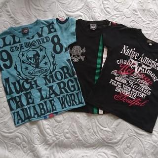 シスキー(ShISKY)の120 Tシャツ 3枚セット(Tシャツ/カットソー)