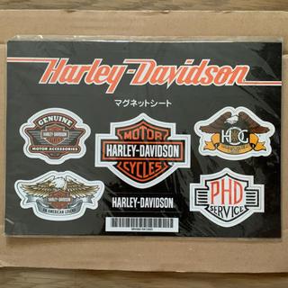 ハーレーダビッドソン(Harley Davidson)のHARLEY DAVIDSON マグネットシート(その他)