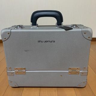 シュウウエムラ(shu uemura)の【中古品】シュウウエムラ オリジナル メイクボックス グレイ(メイクボックス)