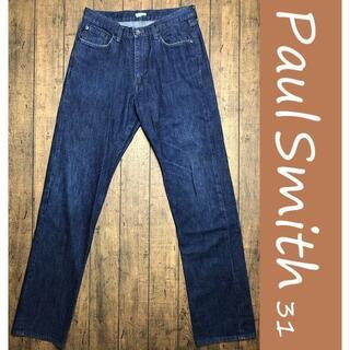 ポールスミス(Paul Smith)のPAUL SMITH ストレートデニムジーンズ 31/ポールスミス(デニム/ジーンズ)