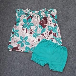 ユナイテッドアローズ(UNITED ARROWS)のカットソー&パンツ 95cm (Tシャツ/カットソー)