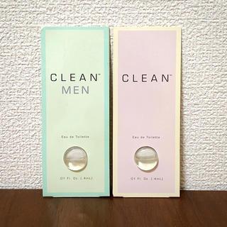 クリーン(CLEAN)のCLEAN オーデトワレ by Dlish(ユニセックス)