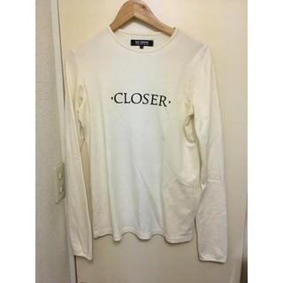 ラフシモンズ(RAF SIMONS)のRAF SIMONS CLOSER Tシャツ(Tシャツ/カットソー(七分/長袖))