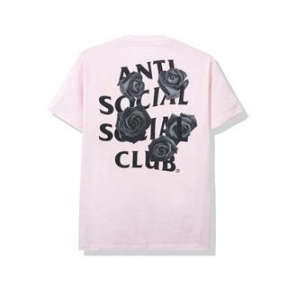 アンチ(ANTI)のアンチソーシャルソーシャルクラブ Bat Emoji Pink Tシャツ(Tシャツ/カットソー(半袖/袖なし))