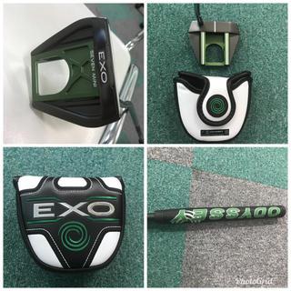 キャロウェイゴルフ(Callaway Golf)のオデッセイ  セブンミニ 限定モデル ストロークラボ グリーン(クラブ)