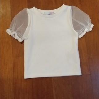 スナイデル(snidel)の100cm snidel girl Tシャツ(Tシャツ/カットソー)