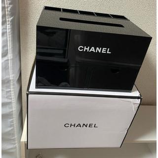 シャネル(CHANEL)のシャネルCHANEL*メイクボックス*ティッシュケース(メイクボックス)