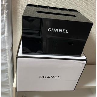 シャネル(CHANEL)の一週間限定1万円値下げ!!シャネルCHANEL*メイクボックス*ティッシュケース(メイクボックス)