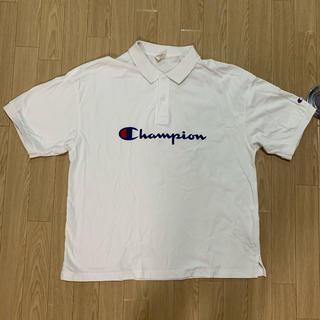 チャンピオン(Champion)のChampion チャンピオン ポロシャツ L(ポロシャツ)