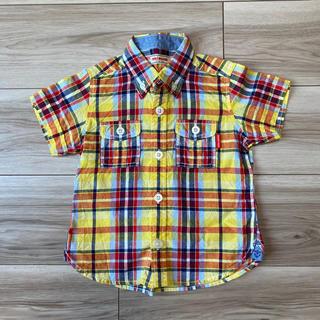 ミキハウス(mikihouse)のミキハウス シャツ 90(Tシャツ/カットソー)