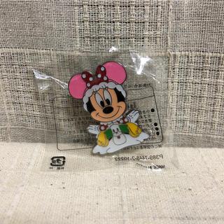 ディズニー(Disney)のディズニー ミニーマウス ピンバッチ(バッジ/ピンバッジ)