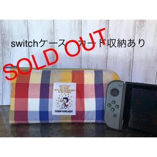 switch ケース スヌーピー (その他)