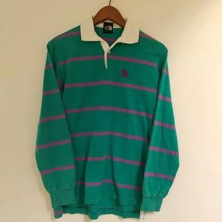 THE NORTH FACE - THENORTHFACE ラグビーシャツ ラガーシャツ 日本製 サイズS