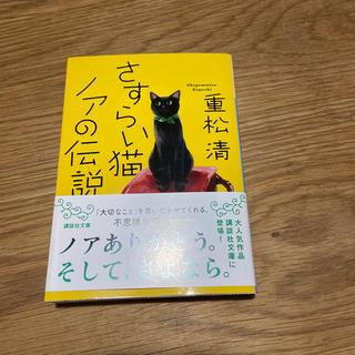 さすらい猫ノアの伝説(文学/小説)