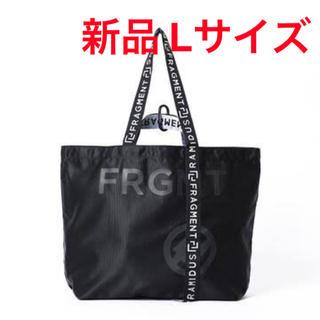 フラグメント(FRAGMENT)の新品 Lサイズ  Fragment x Ramidus tote bag(トートバッグ)