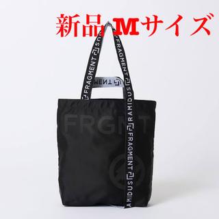 フラグメント(FRAGMENT)の新品 M サイズ  Fragment x Ramidus tote bag(トートバッグ)