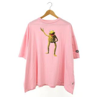 リトルサニーバイト(little sunny bite)のリトルサニーバイト カーミットTシャツ(Tシャツ(半袖/袖なし))