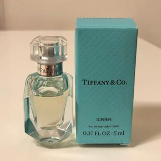 ティファニー(Tiffany & Co.)の【値下げ】ティファニー オードパルファムインテンス ミニサイズ 香水 5ml(ユニセックス)