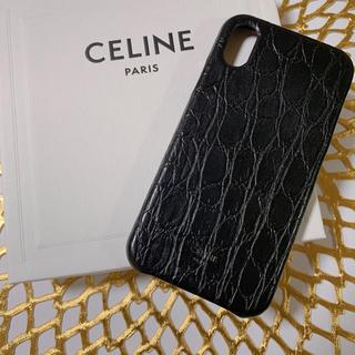 セリーヌ(celine)のCELINE iPhone X/XS ケース(iPhoneケース)
