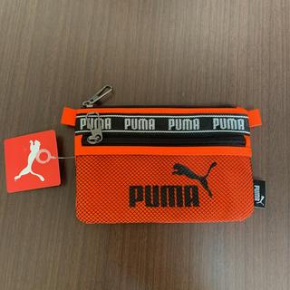 プーマ(PUMA)の新品未使用 プーマ ペンケース PUMA  メッシュポケットペンケース(ペンケース/筆箱)