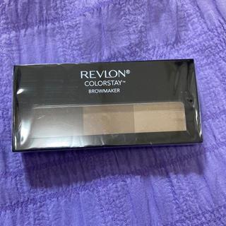 レブロン(REVLON)のレヴロン アイブロウパウダー 002 ライトブラウン(パウダーアイブロウ)