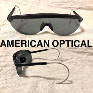 AMERICAN OPTICAL U.S.アーミー ミリタリーサングラス 軍物(サングラス/メガネ)