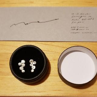 accessories mau アクセサリーマウ ぶどうピアス シルバー(ピアス)