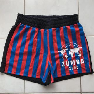 ズンバ(Zumba)のzumba ショートパンツ(ダンス/バレエ)