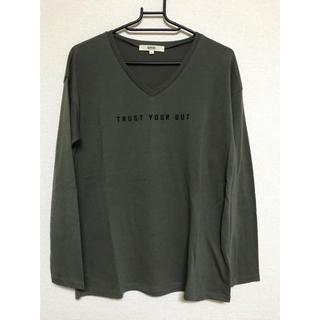 オゾック(OZOC)のオゾック   七分丈カットソー(Tシャツ(長袖/七分))