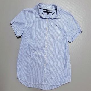 トミーヒルフィガー(TOMMY HILFIGER)のトミーフィルフィガー シャツ(シャツ/ブラウス(半袖/袖なし))