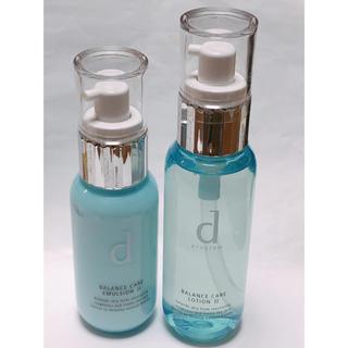 ディープログラム(d program)のdプログラム 敏感肌用 バランスケア ローション エマルジョン セット(化粧水/ローション)