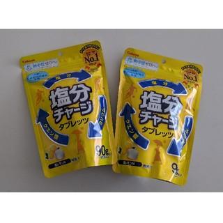 フルタセイカ(フルタ製菓)の塩分チャージ タブレット 6袋セット(菓子/デザート)
