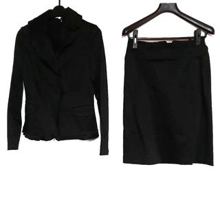 トゥービーシック(TO BE CHIC)のトゥービーシック スカートスーツ 黒(スーツ)