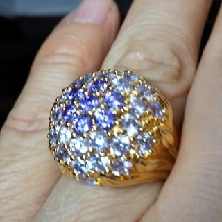 キラキラ アクセサリー 指輪 ①(リング(指輪))