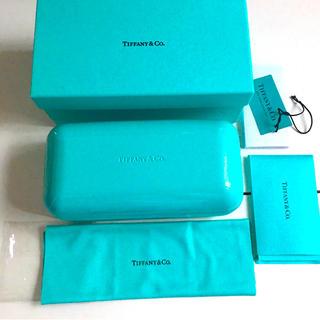 ティファニー(Tiffany & Co.)のティファニー サングラスケース(未使用)(その他)