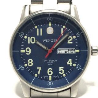 ウェンガー(Wenger)のウェンガー 腕時計 096.0465 メンズ(その他)