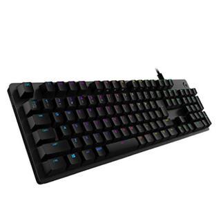 専用Logicool G ゲーミングキーボード G512-LN ブラック (PC周辺機器)