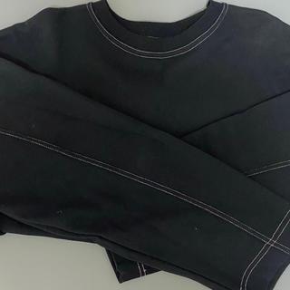 スタイルナンダ(STYLENANDA)の韓国 袖長め ロンT  raucohouse(Tシャツ/カットソー(七分/長袖))