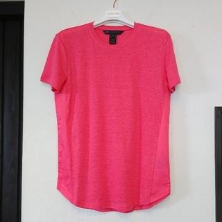 マークバイマークジェイコブス(MARC BY MARC JACOBS)のさらはな様専用 新品、未使用MARC BY MARC JACOBSリネンTシャツ(Tシャツ(半袖/袖なし))